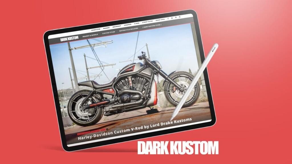 cover Dark Kustom