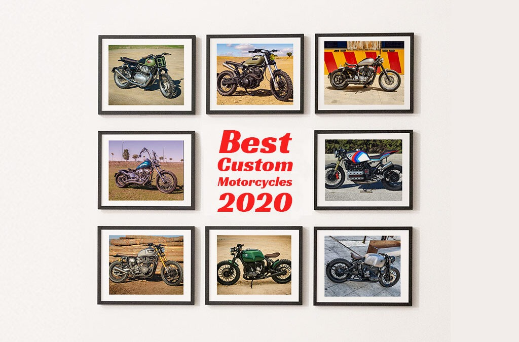 The best Custom Bikes and Cafe Racer 2020