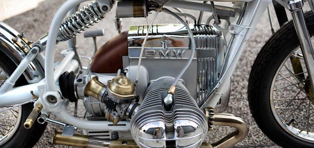 Motor de la BMW R Survivor