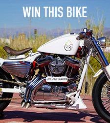 Banner Win this bike